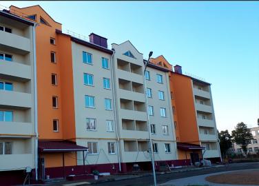 Строительство многоквартирного <br/>   жилого дома