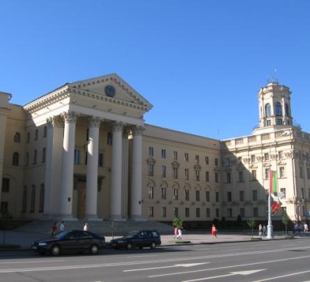 Капитальный ремонт здания КГБ