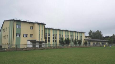 Реконструкция   спортивного комплекса на Карвата, 85