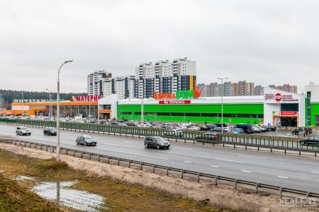 В Минске открылся торговый центр «Корона Дом»  со строительным гипермаркетом «Материк»
